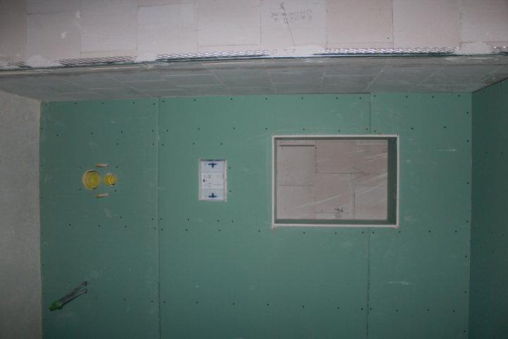 Trockenbau baublog2014 for Badezimmer abdichten